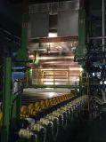 linha do calendário 4-Roll para o couro do PVC