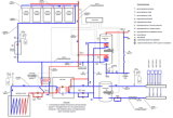 Sistema solar de alta presión del calentador de agua caliente