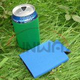 折りたたみビール飲み物のネオプレンはできるホールダーの短い缶のクーラー(BC0002)