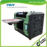 Impressora de cura UV nova do diodo emissor de luz A3 de Wer 2016 com auto ajuste de altura