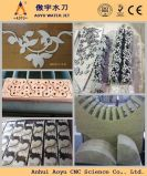 CNC Waterjet Machine, Water Jet Cutting Machine para Metal, Stone, Glass