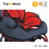 Topmedi Reclining High Back Aluminum Wheelchairs für Cerebral Palsy Children