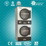 Máquina do secador da Dobro-Mesa/secador lavanderia da pilha/secagem do equipamento da queda