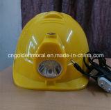 Lâmpada de segurança do capacete GM900, lâmpada de tampão da segurança, lâmpada de mineração do capacete