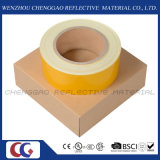 Желтая Self-Adhesive отражательная предупреждающий лента для тележки (C1300-OY)