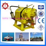 Capacity From 1t-10t를 가진 Coal Minings를 위한 API Certified Air Tugger Winch Ingersollrand Type