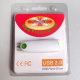 Heißer Plastikzoll USB2.0/3.0 USB-Speicher-Stock (YT-1160)