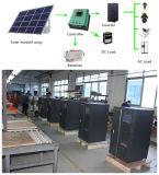 omschakelaar In drie stadia van de ZonneMacht van de Golf van de Sinus 380VAC van de Technologie van de Inversie 100kw IGBT de Zuivere