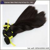 Человеческие волосы Brazilan Remy человеческих волос Китая прямые