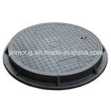 Diâmetro impermeável 900mm de SMC Manhole Cover C250 para o posto de gasolina