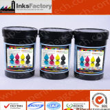 Serigrafia de tinta UV de PVC, PET, ABS, BOPP, PP, PE, acrílico, plástico