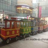 Shopping Mall Intérieur Enfants jouant Train (RSD-424P)