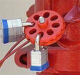 Rad-Typ Kabel-Aussperrung mit unterschiedlicher Länge und Farbe