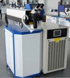 Mode de refroidissement par eau Application de soudage au laser Machine de soudage par points précise
