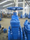 Большой металл/усаженная нежность запорной заслонки размера (DIN F4/F5/ANSI/BS/JIS)