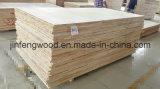Panneau en bois normal de bloc de placage