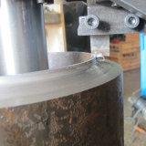 Machine taillante chanfreinante de pipe électrique portative de poids léger