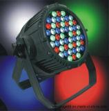 Водоустойчивое напольное 54X3w напольное RGBW 4 в 1 свете РАВЕНСТВА СИД