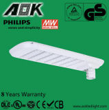 최상 Meanwell Hgl Driver 및 Philipe Luxeon T Chip LED Street Lighting AC90-277V 240W LED Street Lamp