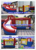 Jumping Moonwalk Combo con Slide Bounce House Bouncy Castle Inflable Bouncer (MCA-46)