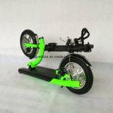 2つの車輪のFoldable大人のサーフの蹴りのスクーターの電気スクーター(ES1201)