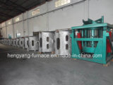 12 Pulse idraulico inossidabile Shell Se Furnace