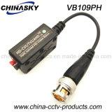 ピグテール(VB109pH)が付いている接続可能なBNC HD-Cvi/Tvi/Ahd CCTVのバラン