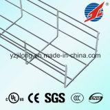 Vano per cavi d'acciaio elettrozincato della maglia di altezza 30~200 laterali