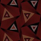 papel pintado moderno de la Tres-Dimensión 3D con modificado para requisitos particulares