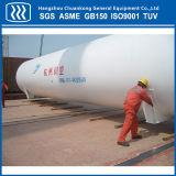 El tanque de almacenaje criogénico estándar del nitrógeno del CO2 del oxígeno líquido de ASME