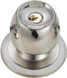 Quality excelente Stainless Steel Cylinderical Knob Locks para Todo Doors