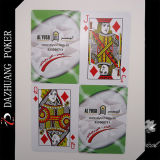 アラビアMarketのためのAl Yusr Promotional Plastic Playing Cards
