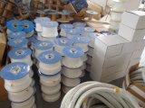 Embalagem carbonizada com grafita, embalagem da fibra de glândula, embalagem da grafita