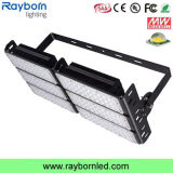 Aluminum 400W LED Flood Lighting Fixture for Tennis Court (RB-FLL-400WSD)
