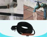 Cabo de aquecimento da tubulação de água com o termostato de poupança de energia para Alemanha e Países Baixos
