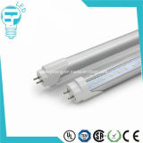 Tube léger de la modification T8 LED du tube 18W T8 AC85-265V T8 900mm RoHS Chine 2015 de LED