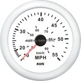 [85مّ] عدّاد سرعة [0-55مف] مع [بيتوت تثب] لأنّ زورق مع [بكليغت]