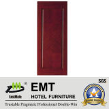 Portes de luxe de chambre à coucher d'hôtel (EMT-HD08)