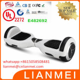 Hoverboard аттестованное UL2272 электрическое