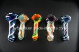 Glas dat van de Toebehoren van de kleur het Rokende Pipe#2837 rookt