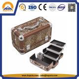 유행 표범 전송 아름다움 장식용 상자 (HB-2031)