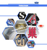文字自動CNCの文字のベンダー機械を広告するアルミニウムステンレス鋼