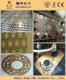 CNC Waterjet Machine, Water Jet Cutting Machine per Metal, Stone, Glass
