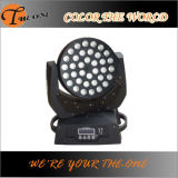 36X10W Zoom RGBW Stage Moving Stage Lighting
