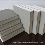 壁および屋根のための絶縁された鋼鉄ポリウレタンサンドイッチパネル