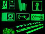 Vinil autoadesivo fotoluminescente