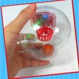 Mini giocattolo musicale del gioco di pallacanestro Em71 con la caramella