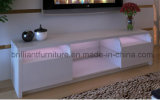 LED 텔레비젼 대 테이블 현대 나무로 되는 가정 가구 (BR-TV957)
