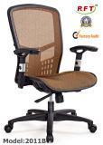 Présidence ergonomique en nylon moderne de chef du personnel de maille de meubles de bureau (B18)