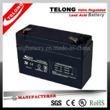 4V3.5ah Rechargeable Power Battery per Weighing Scale
